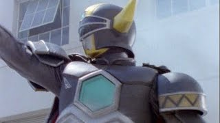 Power Rangers Lost Galaxy - Magna Defender's First Morph and Fight (Destined for Greatness Episode)