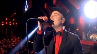 Kaizers Orchestra - «Begravelsespolka» Spellemannsprisen 2012