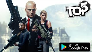 TOP 5 SNIPER GAMES FOR ANDROID 2019 HD   HIGH GRAPHICS  