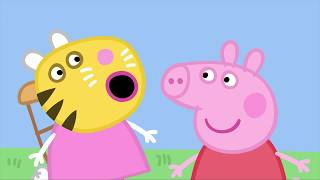 Peppa Pig English Episodes | Fun and Games with Peppa! | Cartoons for Children