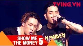 (Vietsub) SHOW ME THE MONEY 5 | Reddy quá chất trong performance
