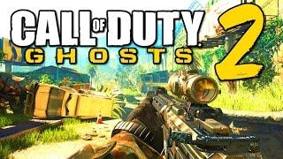 Call Of Duty: GHOSTS 2 ??!! FAKE OU VRAI (COD 2016)