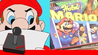 Hotel Mario Philips CD-i Review - H4G