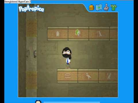 Poptropica Full Nabooti Island Walkthrough