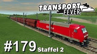 TRANSPORT FEVER S2/#179: Unterwegs mit dem neuen Kohlezug [Let's Play][Gameplay][German][Deutsch]
