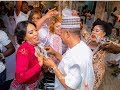 Download Video Download Faithia &Saidi Balogun Hold Hands,Talks,Smile &Dance Together At Mercy Aigbe 40th Birthday Party 3GP MP4 FLV
