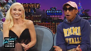 Pharrell Williams Gave In to Gwen Stefani