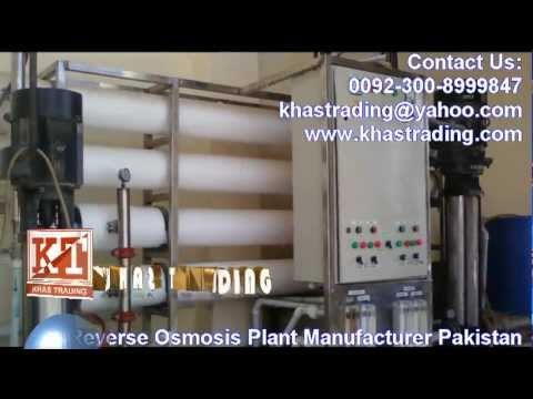 R.O Plant in Pakistan Cosmetic Product By KHAS TRADING