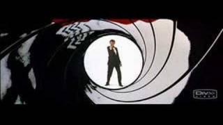 Pierce Brosnan Gunbarrel - Licence To Kill
