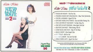 Album _ Lk New Wave 2 _ Cs Kiều Nga _ Ngọc Bích _ Tuyết Hương _ Anh Sơn _ ( VND 12/04/2018 )