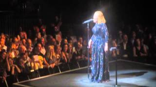 Adele When We Were Young Live at London O2 Arena 5th April 2016