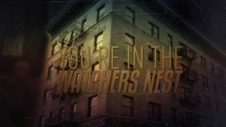 THE MIDNIGHT GHOST TRAIN - The Watchers Nest (Official Lyric Video)   Napalm Records