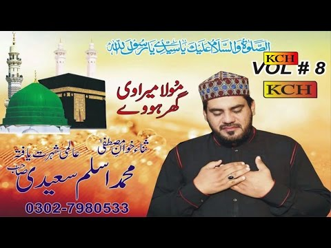 Xxx Mp4 Moula Mera Ve Ghar Howe New Naat Sharif Panjabi 2017 Aslam Saeedi 3gp Sex
