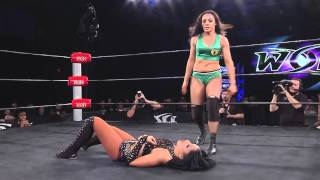 Women of Honor Wednesday MANDY LEON & SUMIE SIKAI vs DEONNA PURRAZZO & HANIA #WoHWed