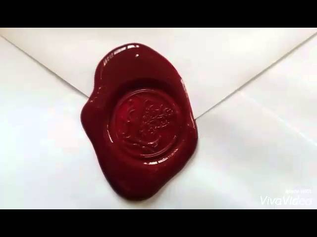 Wax Sealing Letters! - Official Video