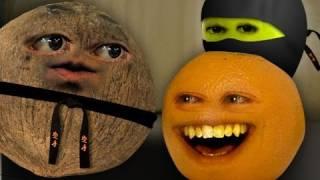 Annoying Orange - Kung Fruit (Ft. Shane Dawson)