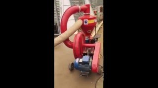 Transportor pneumatic cereale