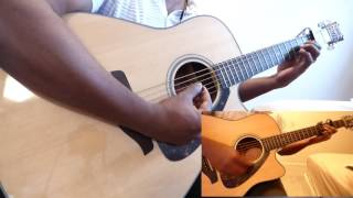 Guitar Cover with chords for song Yad Lagla from Marathi film Sairat.