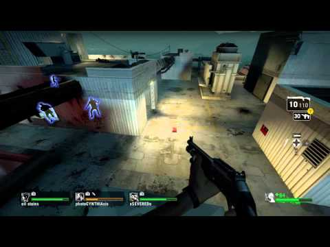 Left 4 Dead -The Struggle -Kaos With Cynthia & Andrew