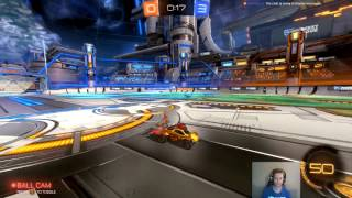 Rocket League and Alcohol equals...?