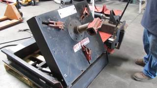 Coats HIT 6000 Heavy Duty Hydraulic Truck Tire Wheel Changer  220V hunter