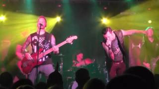 Hit The Ground ' Live ' Hinder O2 Academy Birmingham 12th Sept 2015