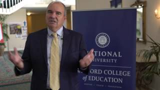 Celebrate Great Teaching | Dr. David Andrews | National University