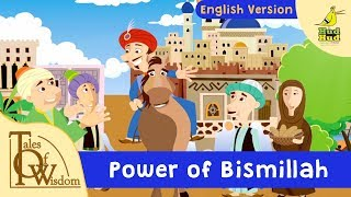 Tales Of Wisdom | Episode 21 | The Power Of Bismillah | Pop Up Book