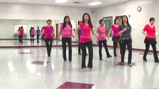 Pure Love - Line Dance (Dance & Teach in English & 中文)