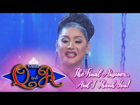 Xxx Mp4 It 39 S Showtime Miss Q Amp A Grand Finals Matrica Mae Matmat Centino Balaka Judge 3gp Sex