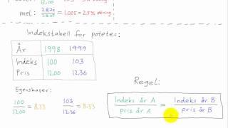 Matematikk 1P - 064 - Indekser