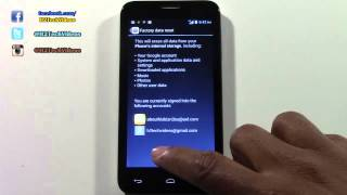 Fierce ONETOUCH - How to Reset Back to Factory Settings | H2TechVideos