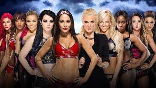 WWE WrestleMania 32 Preview: 10 Divas Tag Team Match: The Total Divas vs B.A.D. & Blonde