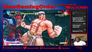 Street Fighter 5  pc mods the rise of Zangief very funny stream (Part 7)