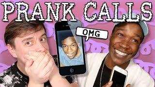 Phone PRANK CALL Challenge 3!! | Thomas Sanders