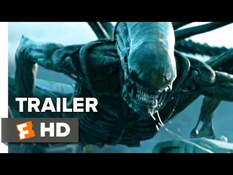 Alien Covenant Trailer 2 2017 Movieclips Trailers