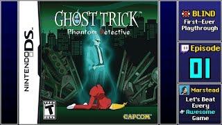 ✔ Ghost Trick: Phantom Detective (Episode 1/4) [Blind]