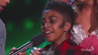 Miles Brown & Rylee Arnold - DWTS Juniors Episode 4 (Dancing with the Stars Juniors)