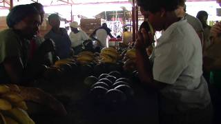 Central Market in Ruhengeri, Rwanda