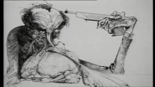 Gerald Scarfe -  'Drawing Blood' documentary BBC4 2010