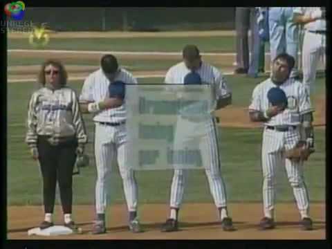 Caracas Vs Magallanes Final béisbol Venezolano 1993 1994