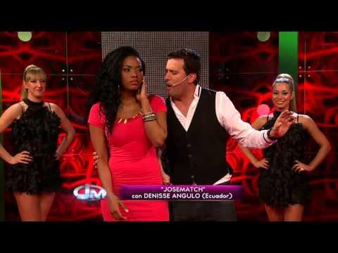 Xxx Mp4 Sábado Show Nuevo Beso De José María Listorti Y Paula Chaves En Josematch 3gp Sex