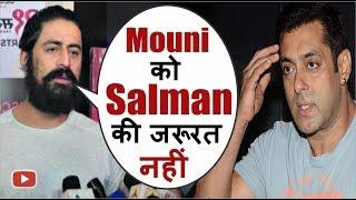 """Mouni Roy Ki Badhti Kamyabi Par """"Mohit Raina"""" Ne """"Salman Khan"""" Ko Kahi Itni Badi Baat"""