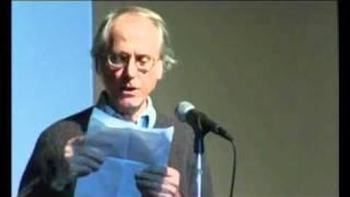 Don DeLillo reads Memo from CIA | DeLillo čte směrnice CIA