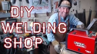 Do-It-Yourself Welding Shop, Live! By Mitchell Dillman