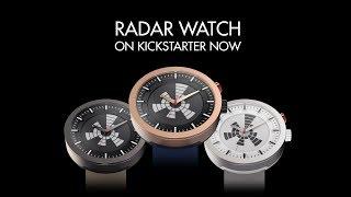 Kickstarter Video - RADAR WATCH