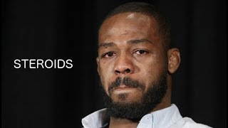 Jon Jones UFC Champ Positive For Steroids Again