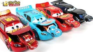 Learning Color Number Special Disney Pixar Cars Lightning McQueen Mack Truck for kids car toys