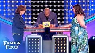 HIGH PRESSURE!!! This QUESTION is for THE CAR!   Family Feud