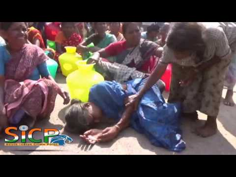 Women stage protests against poor water supply